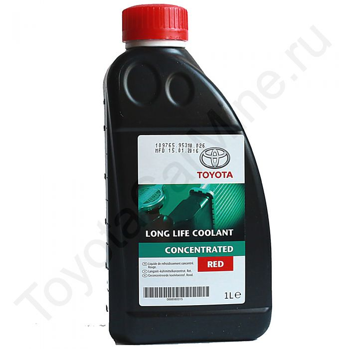 Антифриз Toyota (1L) RED (08889-80015)