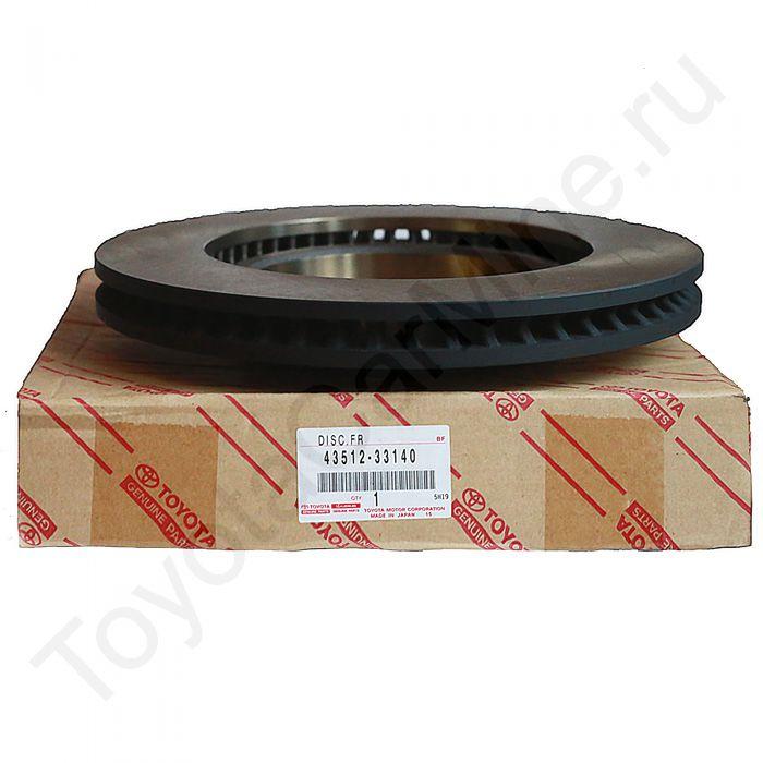диски тормозные камри v50